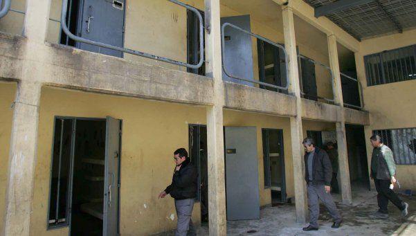 Más de 3.000 presos tuvieron algún intento de fuga