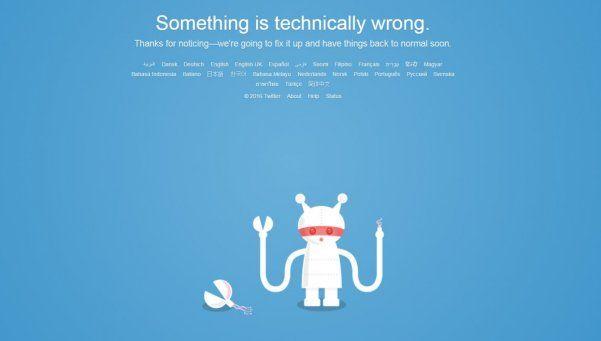 Un ciberataque afectó a Twitter, Spotify, Whatsapp y cientos de sitios