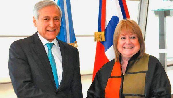 Concertarán con Chile políticas contra los narcos