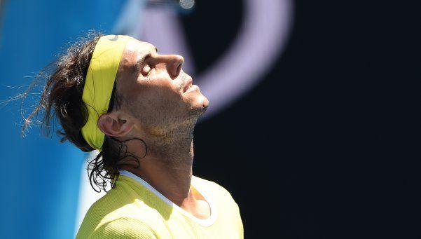Rafa Nadal no irá a Wimbledon por su lesión de muñeca