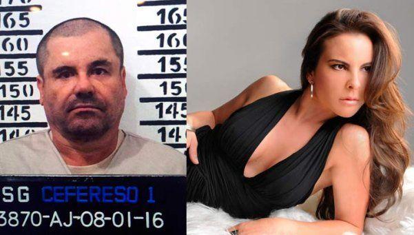 El Chapo lavó dinero en empresa de tequila de Kate Del Castillo
