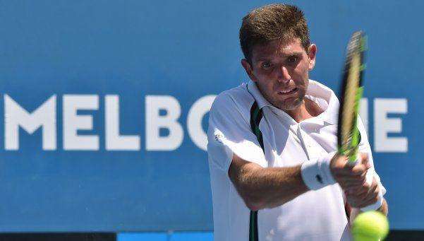 Delbonis ganó el duelo argentino y Trungelitti terminó su sueño