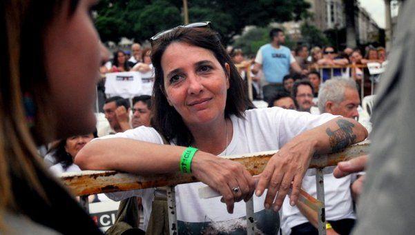 María Luján Rey: la detención de Jaime la esperábamos hace mucho tiempo