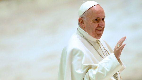 El Papa ofreció hospedaje a indigente que dio a luz en la calle