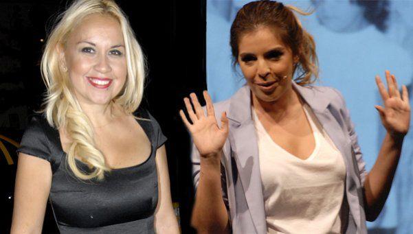Tremendo cruce entre Dalma Maradona y Verónica Ojeda