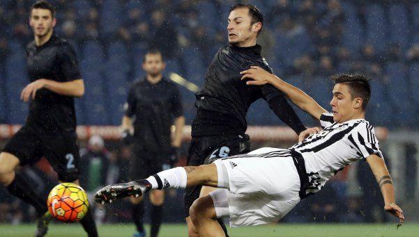Juventus venció a Lazio y es semifinalista de la Copa Italia