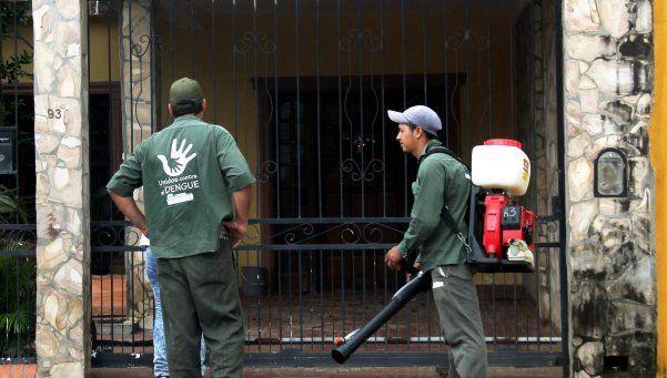 El dengue no para: ya hay 1.100 casos en todo el país