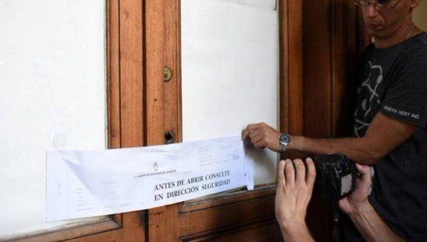"""El kirchnerismo denuncia """"clausura"""" del despacho de Máximo"""