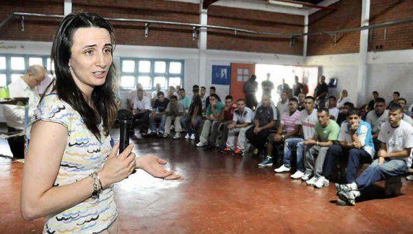 Polémica por nombramiento de la ex jefa de cárceles desplazada