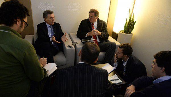 Macri admitió que las negociaciones con los buitre no están yendo bien