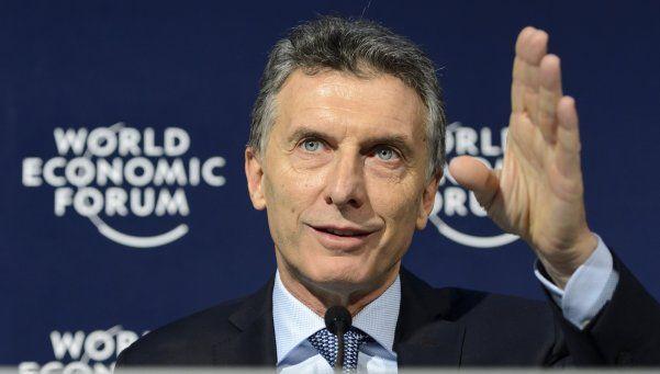 Los buitres, el FMI y las perlitas del discurso de Macri en Davos