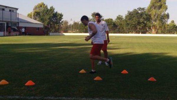 Una sonrisa en Argentinos Juniors: Ezequiel Ham hizo fútbol