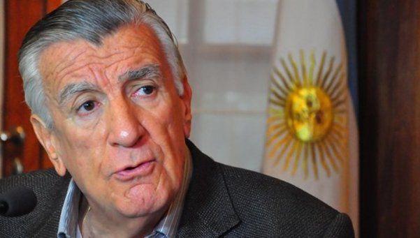 Gioja comparó el discurso de Macri con los de la Revolución Libertadora