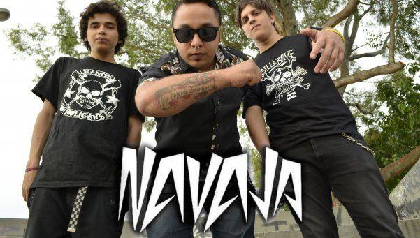 Rocker punk desde Lomas con Navaja