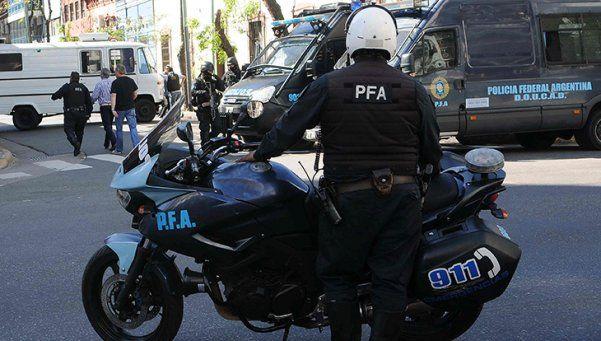 Detienen a tres policías de la Federal por secuestro