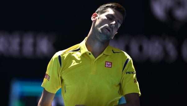 Abierto de Australia: Djokovic sufrió y Federer desfiló