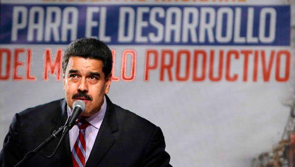 """De Maduro a Macri: """"O nos respetamos,o se acabó esta historia"""""""