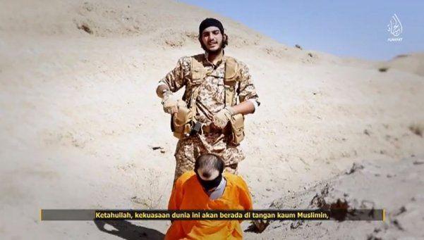 Estado Islámico vuelve a sembrar el terror con un sanguinario video