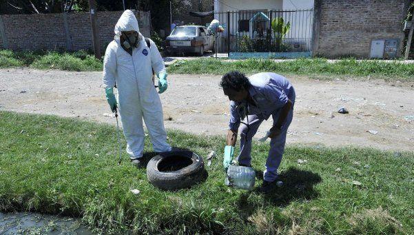 Dejaron de contarse oficialmente los casos de dengue