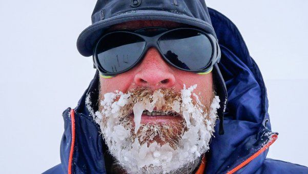 Intentó cruzar la Antártida a pie y murió muy cerca de su meta