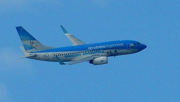 Aerolíneas sumó un avión cero kilómetro a su flota