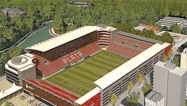 Un estadio para Pinchar de envidia a más de uno