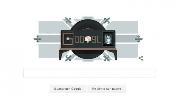 Google recuerda el 90° aniversario de la primera transmisión televisiva