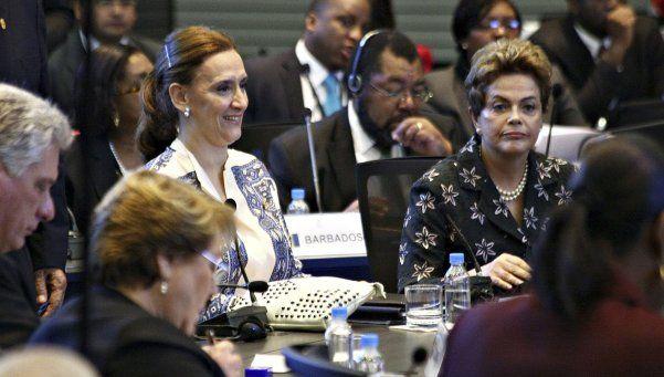 Michetti cruzó a Maduro por la situación de los Derechos Humanos en Venezuela