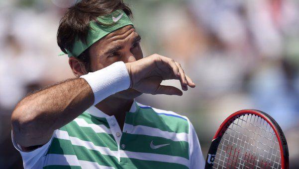 """Federer se bajó de Roland Garros para evitar """"riesgos innecesarios"""""""