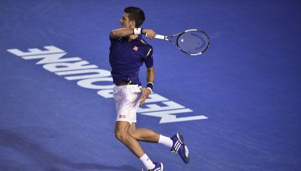 Djokovic le ganó a Federer y va por su sexto Australian Open
