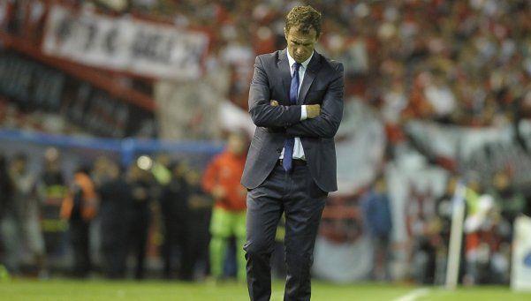 """La preocupación del Vasco: """"Errores y falta de confianza"""""""