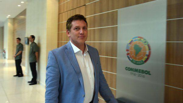 Quién es Alejandro Domínguez, el nuevo presidente de la Conmebol