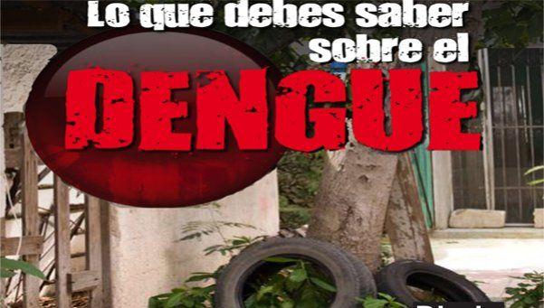 ¿Qué es el dengue, cómo evitarlo y cuáles son los síntomas?