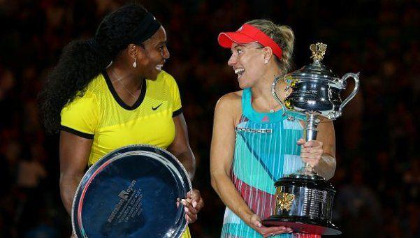 Batacazo: Kerber venció a Serena en la final del Abierto de Australia