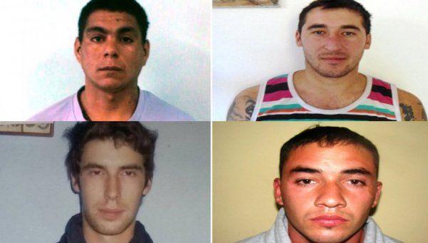 Cuatro presos se fugaron de una cárcel en La Pampa