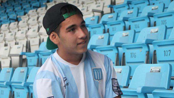 Encuentro de héroes: el bombero que salvó a la beba atropellada conoció a Diego Milito