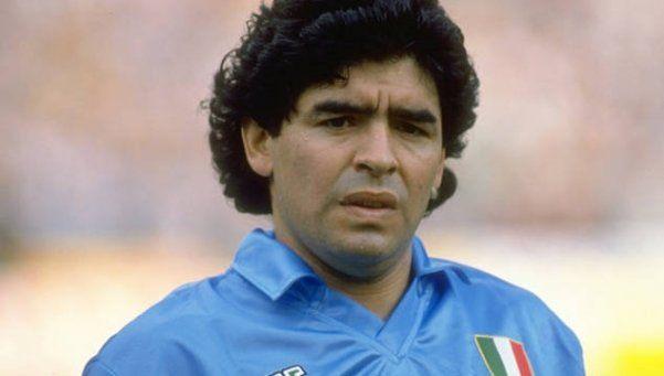 Anuncian cruda película sobre la vida de Maradona