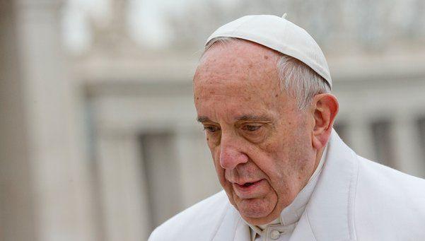 Francisco: Vivimos en un mundo necesitado de justicia y paz