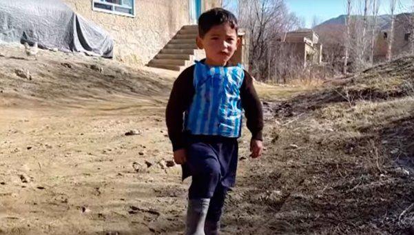 Messi conocerá a su hincha afgano que arrasó en redes sociales