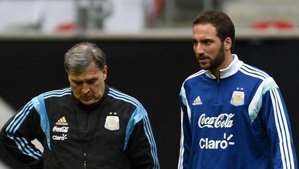 7 definiciones del Tata sobre 7 futbolistas argentinos