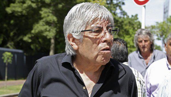 Hugo Moyano fue designado protesorero de la AFA