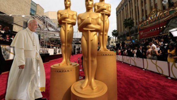 ¿Rezará para ganar el Oscar? El Papa Francisco actuará en una película