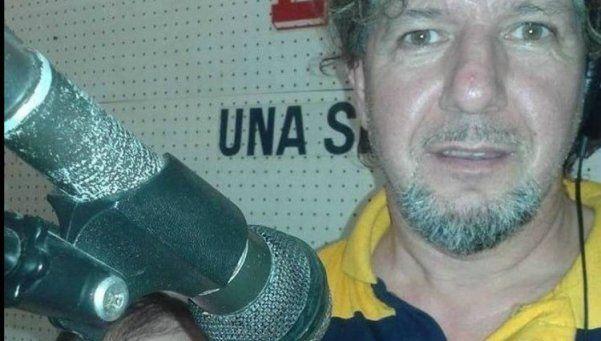 Locutor fue asesinado por su ex suegro dentro de la radio