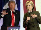 EEUU: Trump celebra el brexit y Hillary llama a cuidar los bolsillos