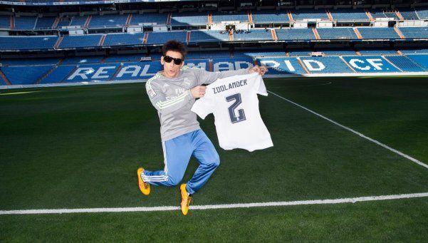 Derek Zoolander, galáctico: fichó para Real Madrid