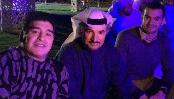 Exclusivo | Se viene la película de Diego Maradona