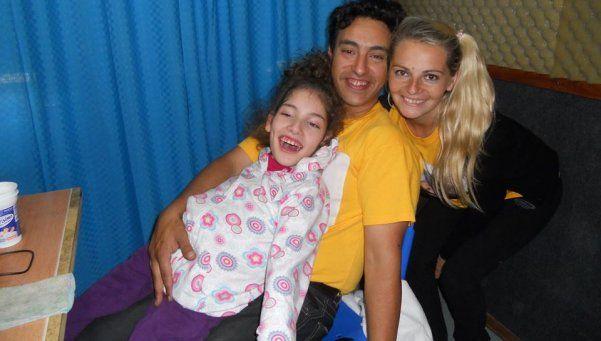 Realizarán un festival a beneficio de nena con hidrocefalia