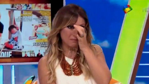 Dady Brieva hizo llorar al aire a Marcela Tauro