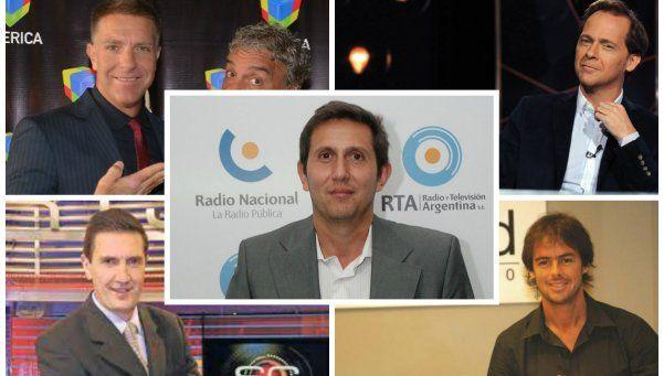 El equipo de periodistas que no tienen lugar en Fútbol Para Todos
