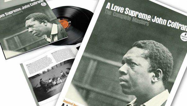 Una reedición suprema para John Coltrane